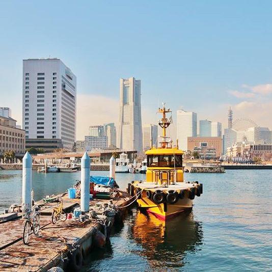 「創造都市横浜」ウェブサイト(E/W)