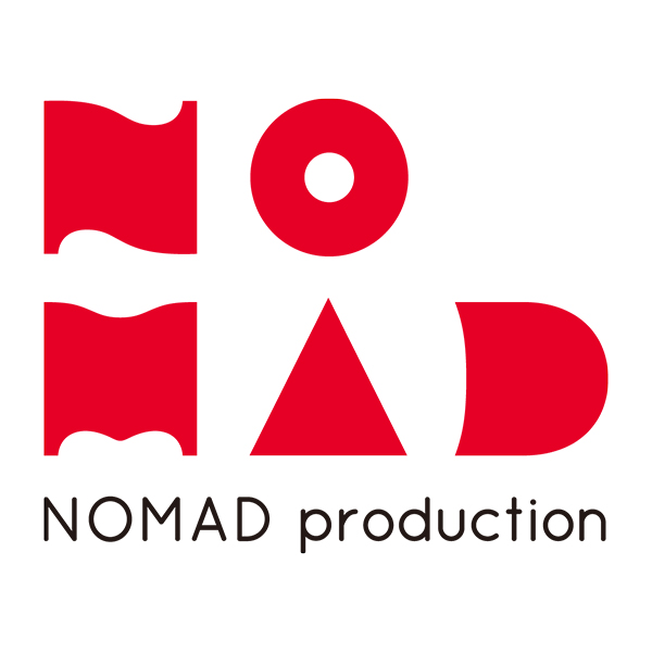 NOMAD production ロゴ(C,D)
