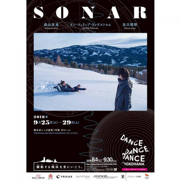DanceDanceDance@YOKOHAMA2018 『SONAR』(世界初演)